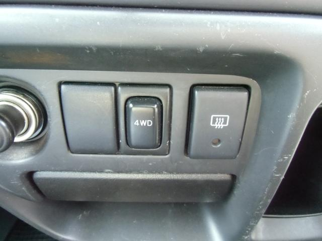 PC パートタイム4WD 5速MT エアコン キーレス(6枚目)