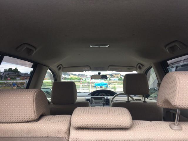 トヨタ ラウム Gパッケージ 電動スライドドア