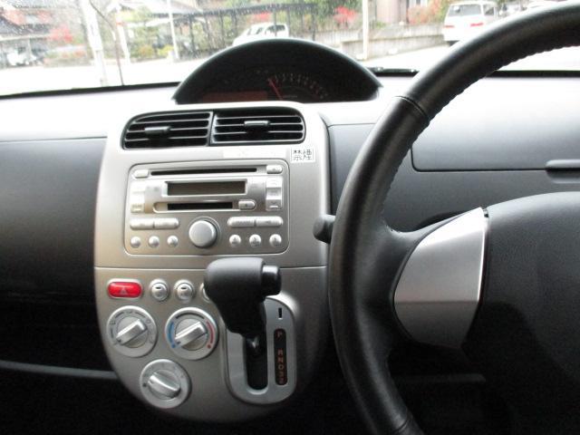 三菱 トッポ G 4WD 純正CD MD シートヒーター付