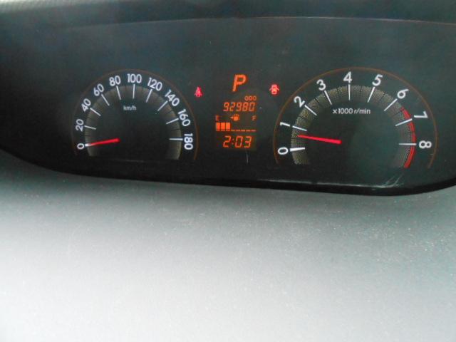 トヨタ ラクティス X メモリーナビ 社外アルミホイール