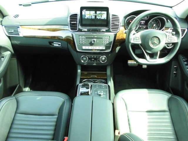GLS350d 4マチックスポーツ 4WD ワンオーナー(4枚目)
