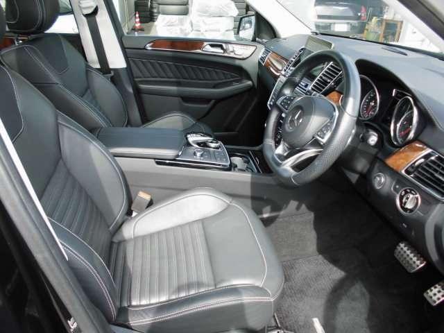GLS350d 4マチックスポーツ 4WD ワンオーナー(5枚目)