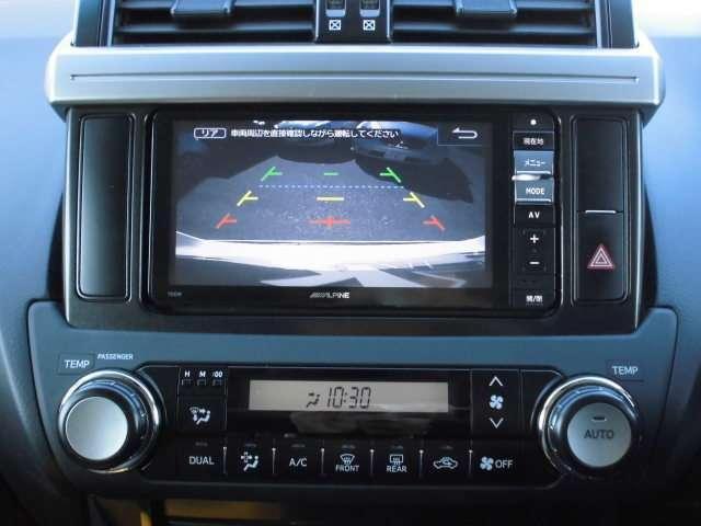 TX アルジェントクロス 4WD フルセグ 後席モニター(12枚目)