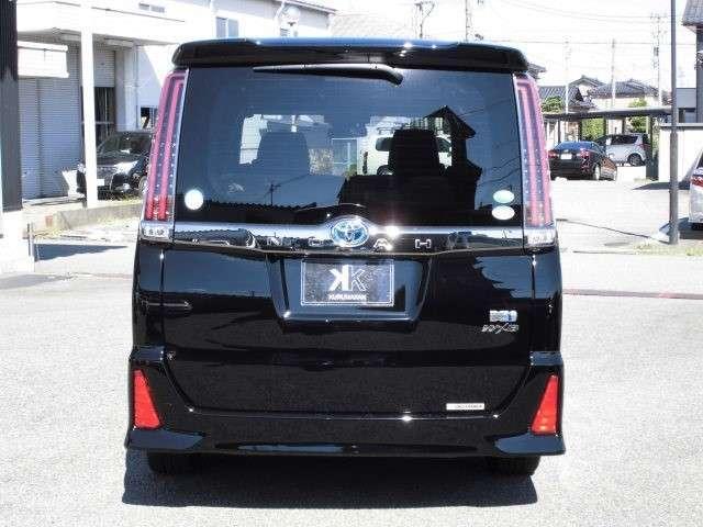 ハイブリッドSi ダブルバイビー ワンオーナー 社外ナビTV 後席モニター バックカメラ ETC スマートキー両側パワースライドドア シートヒーター LEDヘッドライト クルーズコントロール ハーフレザーシート(6枚目)