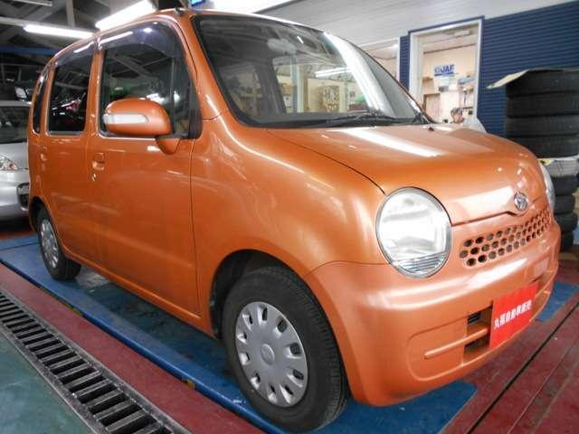 L 4WD コラムAT 新品バッテリーキーレス 軽自動車(3枚目)
