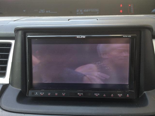ホンダ ステップワゴン スパーダ24SZi メモリーナビ フリップダウンモニター