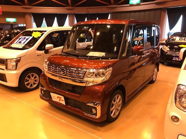 カスタムX SAII ナビ 軽自動車 衝突被害軽減システム(21枚目)
