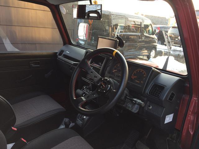 スズキ ジムニー サマーウインド リミテッド 4WD