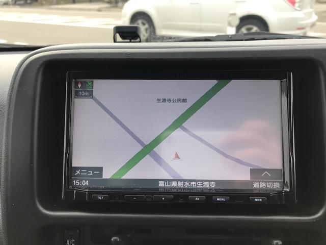 4WD 幌 AC MT 軽トラック TV ナビTV キーレス(14枚目)