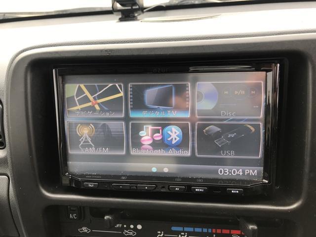 4WD 幌 AC MT 軽トラック TV ナビTV キーレス(15枚目)