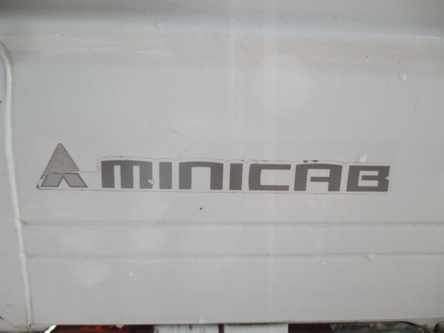 三菱 ミニキャブトラック 4WD 5速マニュアル 社外アルミ ETC 社外シフトノブ