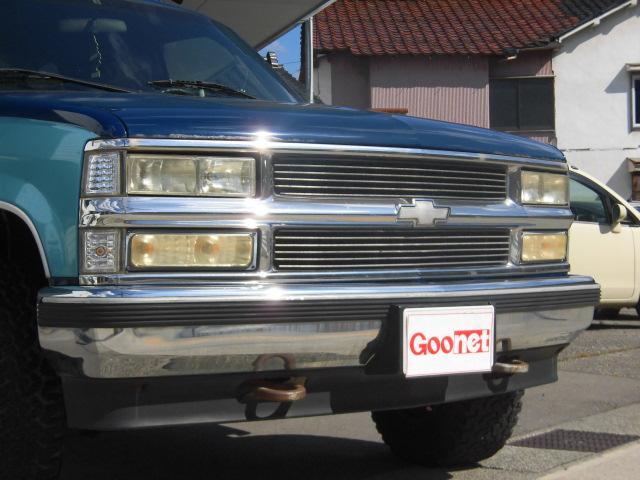 「シボレー」「シボレー K-1500」「SUV・クロカン」「石川県」の中古車5