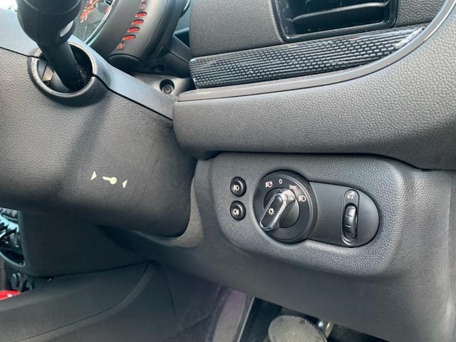 クーパーS クラブマン クーパーS クラブマン(5名) カスタムコンプリートカー コンフォートアクセス LEDヘッドライト&フォグ ナビ TV バックカメラ ETCルームミラー ユニオンジャックテールライト シートヒーター(24枚目)