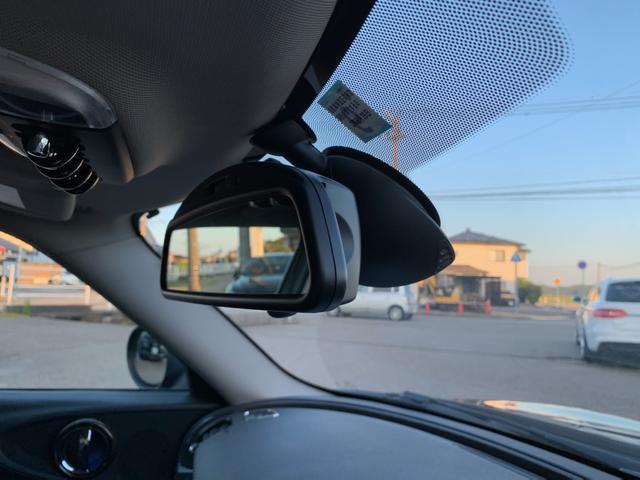 クーパーS クラブマン クーパーS クラブマン(5名) カスタムコンプリートカー コンフォートアクセス LEDヘッドライト&フォグ ナビ TV バックカメラ ETCルームミラー ユニオンジャックテールライト シートヒーター(25枚目)