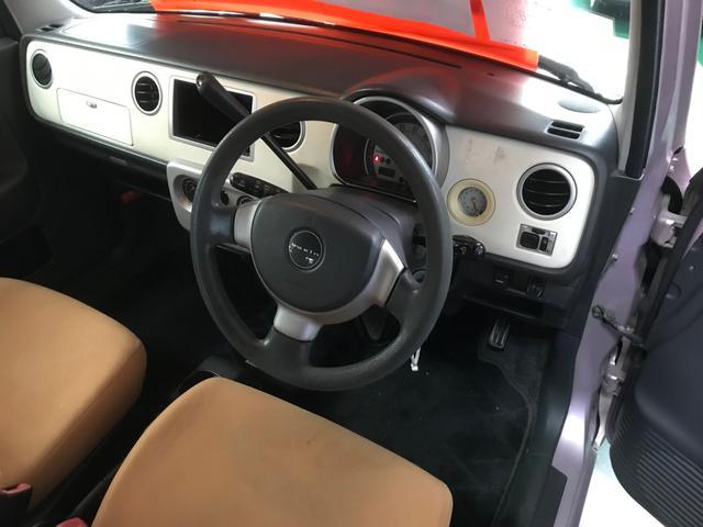 X フル装備 軽自動車 走行72300キロ(8枚目)