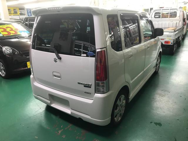 「スズキ」「ワゴンR」「コンパクトカー」「福井県」の中古車4