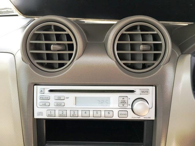 スズキ アルト X 5MT CD