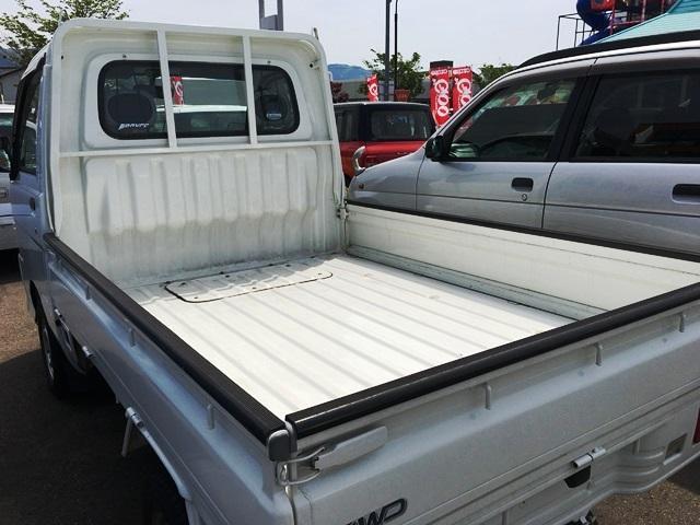 ダイハツ ハイゼットトラック エアコン パワステ 4WD