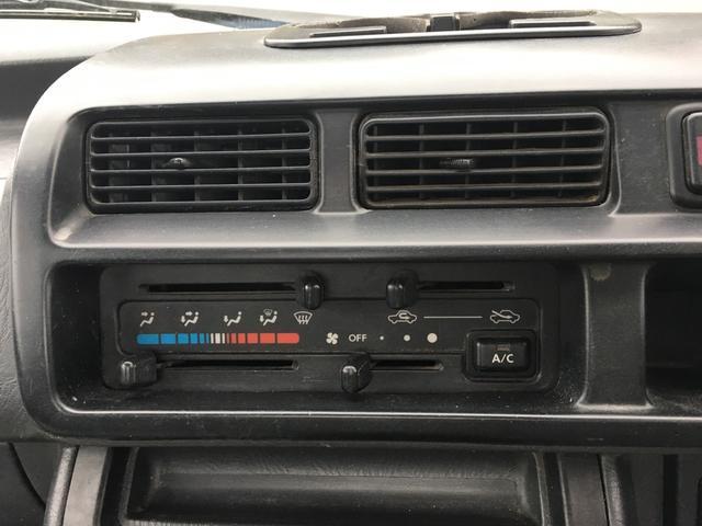 ダイハツ ハイゼットトラック 5MT 4WD エアコン パワステ