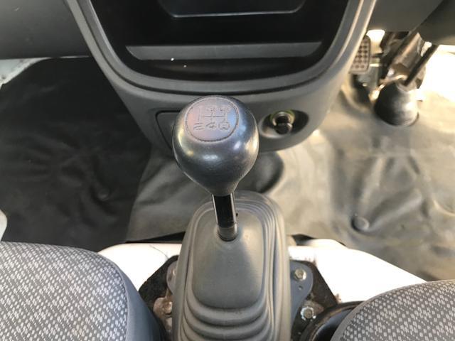 4WD エアコン パワステ マニュアル車 軽トラック 三方開(17枚目)