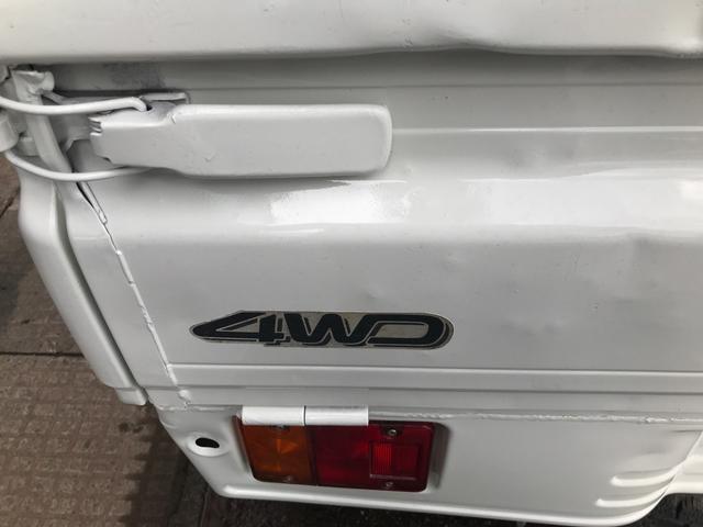 ジャンボ オートマ 4WD 軽トラック マット新品 軽トラ(5枚目)