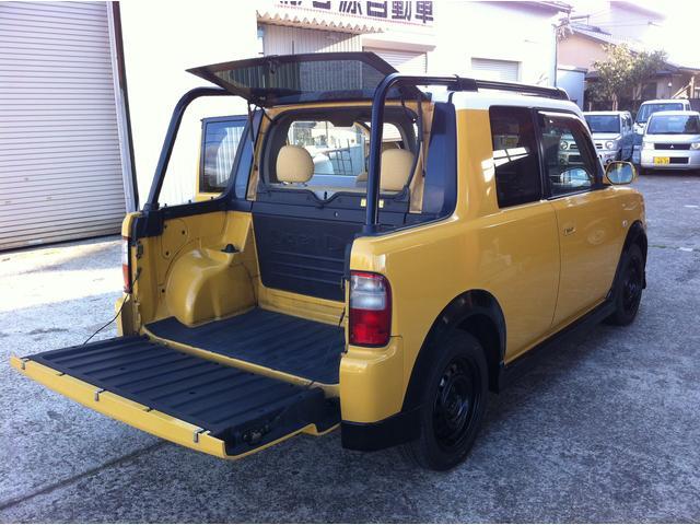 トヨタ bB オープンデッキSNSオリジナルカスタムアレンジ