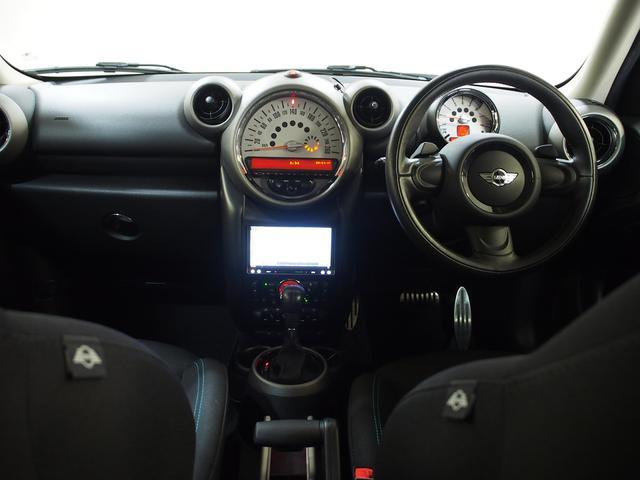 MINI MINI クーパーS クロスオーバー オール4社外ナビBカメ5シート