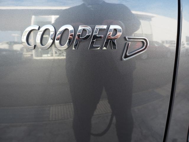 クーパーD クロスオーバー オール4 パークレーン Fシートヒーター 社外ナビ 認定中古車(8枚目)