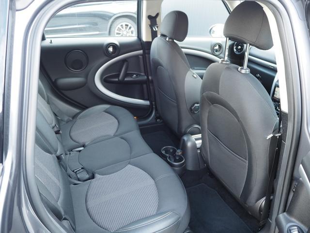 クーパーD クロスオーバー オール4 パークレーン Fシートヒーター 社外ナビ 認定中古車(18枚目)