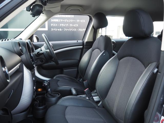 クーパーD クロスオーバー オール4 パークレーン Fシートヒーター 社外ナビ 認定中古車(26枚目)