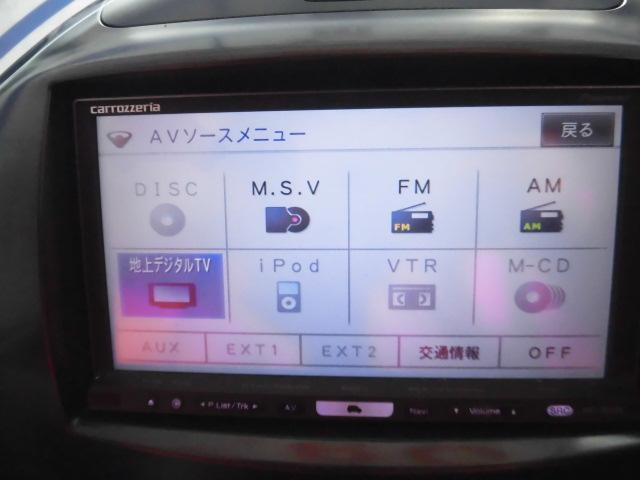 マツダ デミオ スポルト 社外HDDナビ