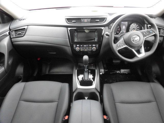 日産 エクストレイル 4WD_20Xi