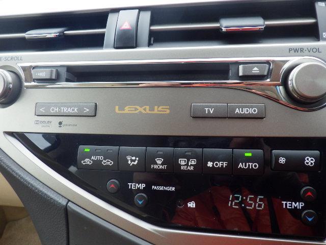 RX450h バージョンL 4WD ハイブリット ナビ(12枚目)