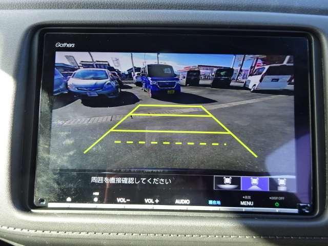 ハイブリッドX・ホンダセンシング 登録済未使用車 純正8インチナビ マット(3枚目)