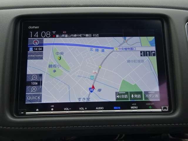 ハイブリッドX・ホンダセンシング 登録済未使用車 純正8インチナビ マット(2枚目)