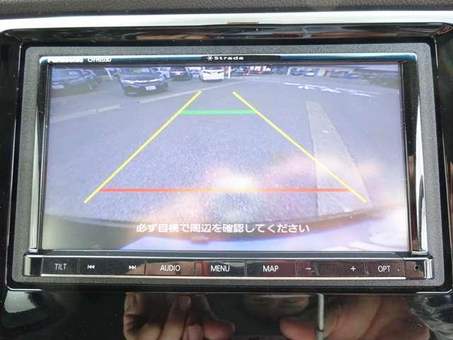 G SSパッケージ ストラーダナビ バックカメラ(3枚目)