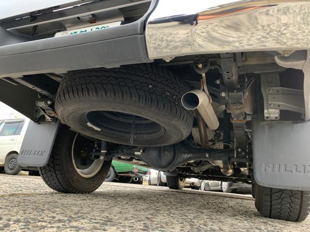 「トヨタ」「ハイラックス」「SUV・クロカン」「福井県」の中古車10