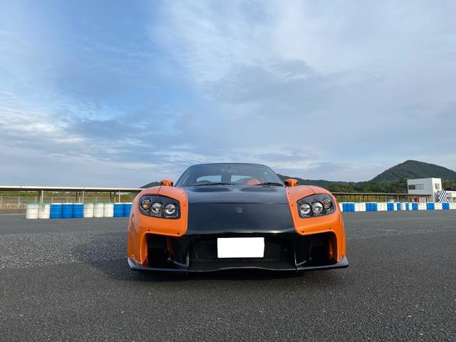 タイプR VeilSide Fortune パワーFC EVC6 フロントパイプ SARDキャタライザー等交換済み ブーストアップ仕様 ダイナパック 384馬力です(2枚目)