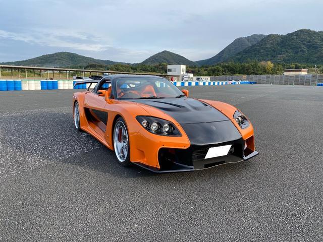 タイプR VeilSide Fortune パワーFC EVC6 フロントパイプ SARDキャタライザー等交換済み ブーストアップ仕様 ダイナパック 384馬力です(3枚目)
