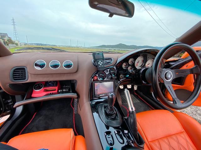 タイプR VeilSide Fortune パワーFC EVC6 フロントパイプ SARDキャタライザー等交換済み ブーストアップ仕様 ダイナパック 384馬力です(32枚目)