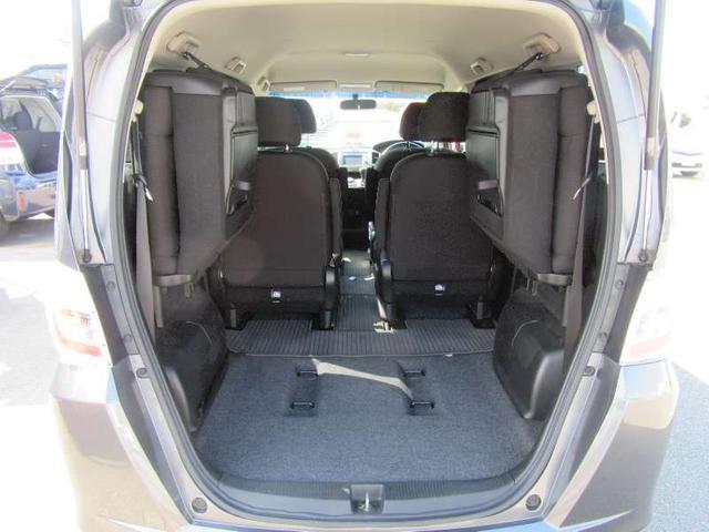 G ジャストセレクション 6人乗 禁煙車 両側自動ドア SDナビ ETC クルーズコントロール インテリジェントキー オートエアコン HIDライト(19枚目)