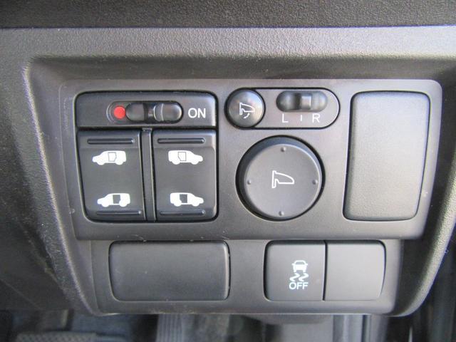 G ジャストセレクション 6人乗 禁煙車 両側自動ドア SDナビ ETC クルーズコントロール インテリジェントキー オートエアコン HIDライト(25枚目)