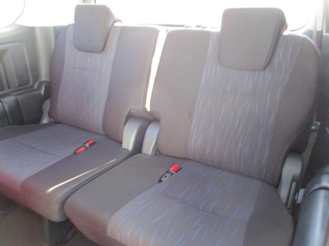 トヨタ ヴォクシー ZS煌 後期型 7人 HDDナビ地デジ後席モニタ- 両側自動