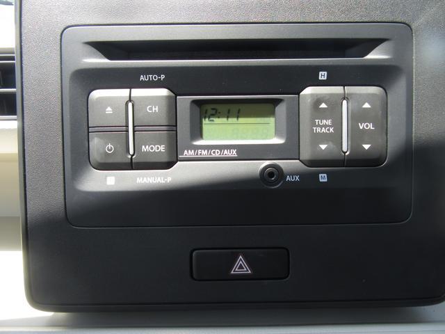FA 純正オーディオ CD AUX キーレス 横滑り防止機能(10枚目)