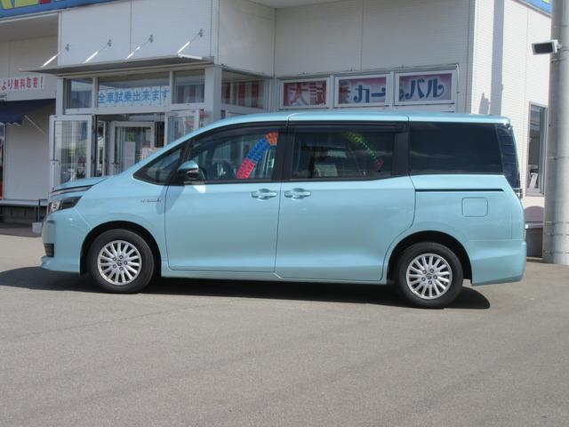 「トヨタ」「ヴォクシー」「ミニバン・ワンボックス」「石川県」の中古車10