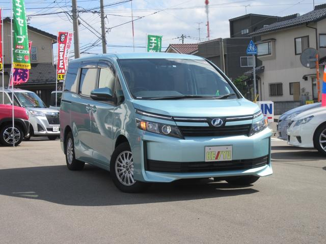 「トヨタ」「ヴォクシー」「ミニバン・ワンボックス」「石川県」の中古車11