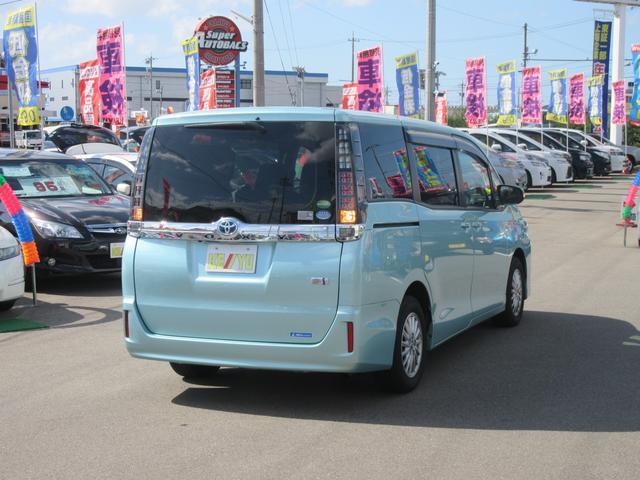 「トヨタ」「ヴォクシー」「ミニバン・ワンボックス」「石川県」の中古車46
