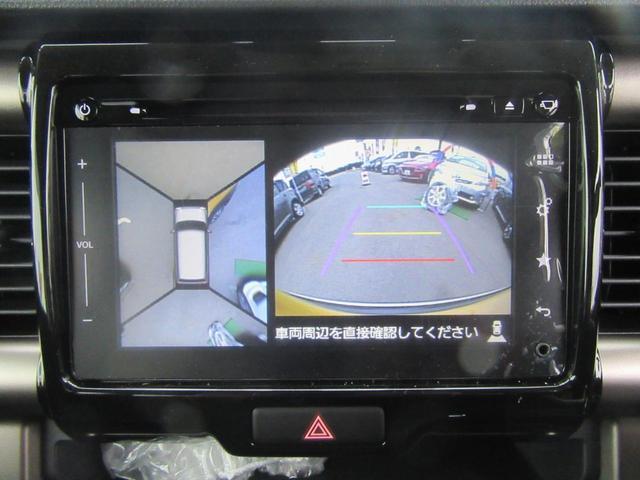 JスタイルIIターボ4WD全方位SDナビ冬タイヤセット禁煙車(4枚目)