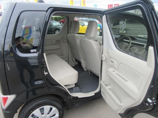FA 4WD シートヒーター 横滑防止装置 衝突安全ボディ CDオーディオ ベンチシート 1オーナー 禁煙車(11枚目)