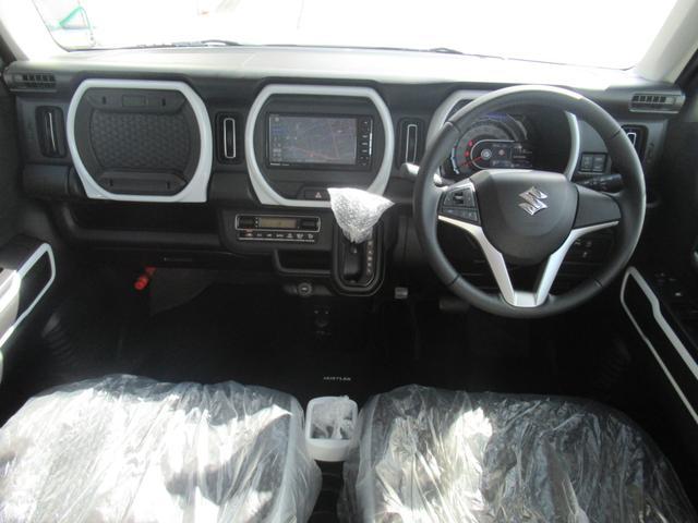 ハイブリッドX 2WD 新車 衝突軽減DCBS マイルドハイブリッド 本革巻ステア アイドリングストップ(2枚目)